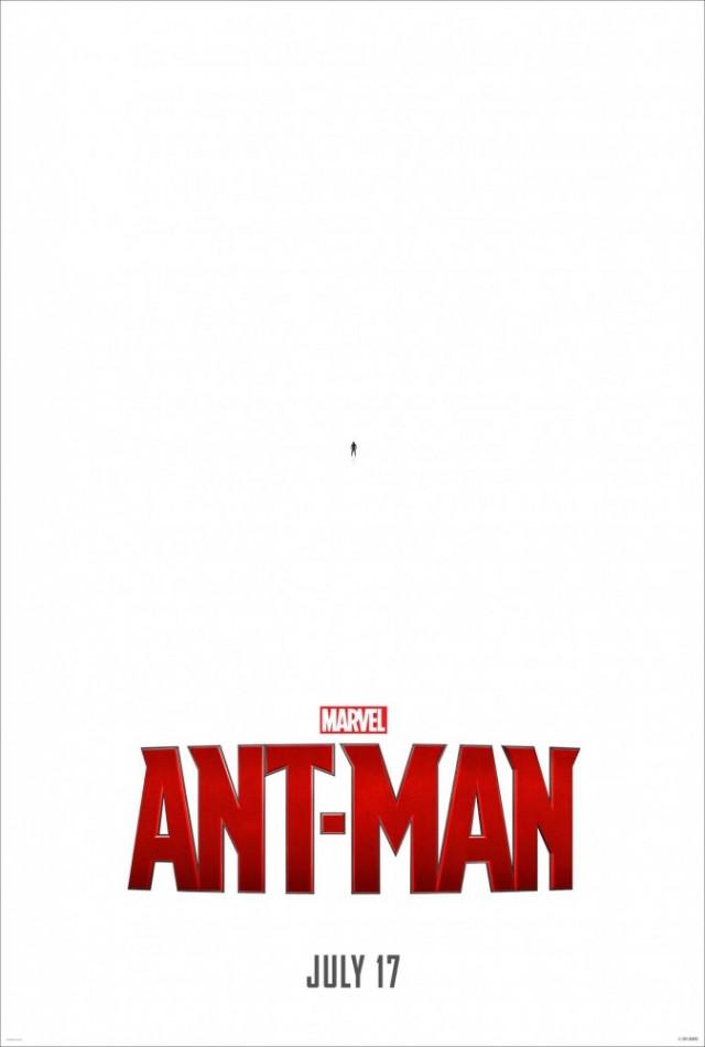 Постер фильма Человек-муравей