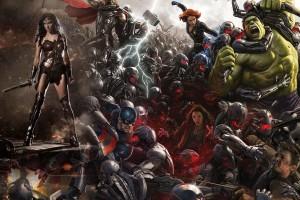 «Бэтмен против Супермена» обогнал «Мстителей 2»