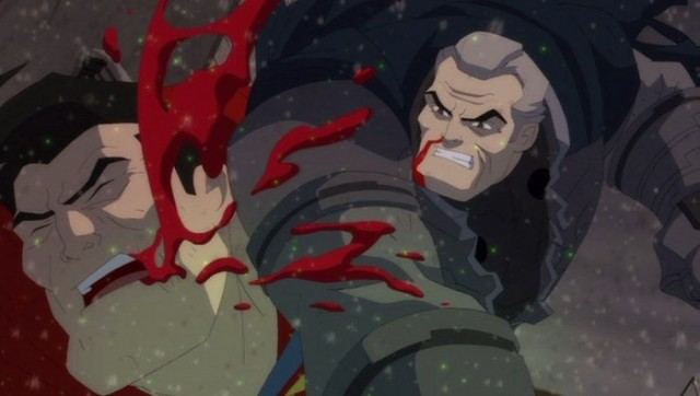 «Бэтмен против Супермена»: сколько лет Бэтмену?