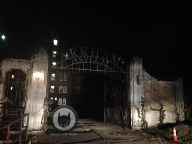 Лечебница Аркхэм в сериале Готэм