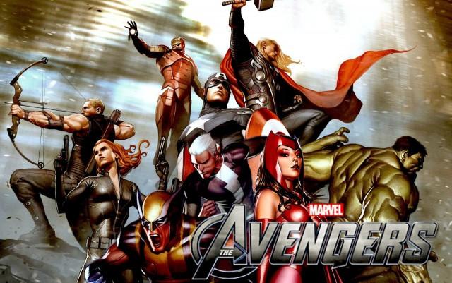 Новый состав Мстителей в «Эре Альтрона»