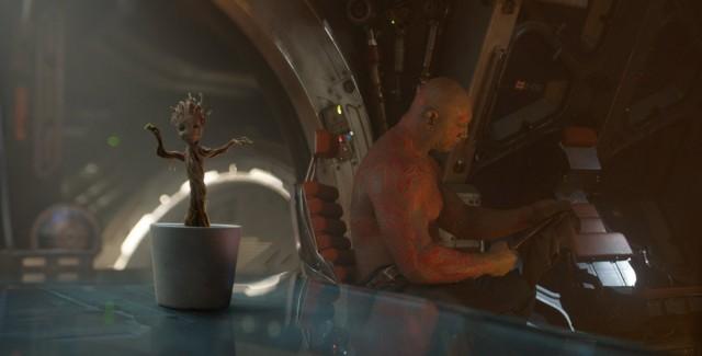 «Стражи Галактики»: первая сцена после титров