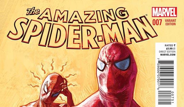 Британский Человек-Паук готовится к комикс-дебюту
