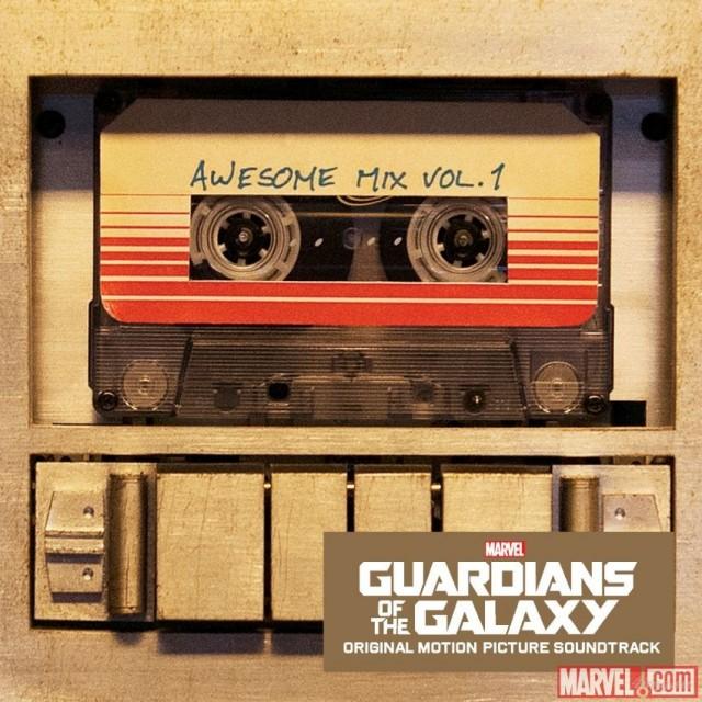 Саундтрек «Стражей Галактики» стал золотым