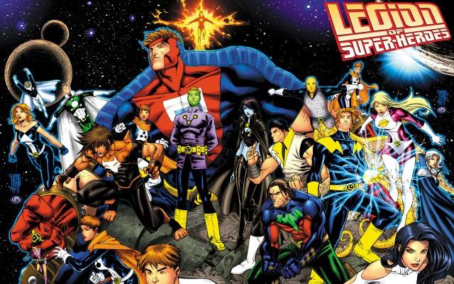 DC и Warner Bros. поддержит тренд фильмов о космосе картиной «Легион супергероев»