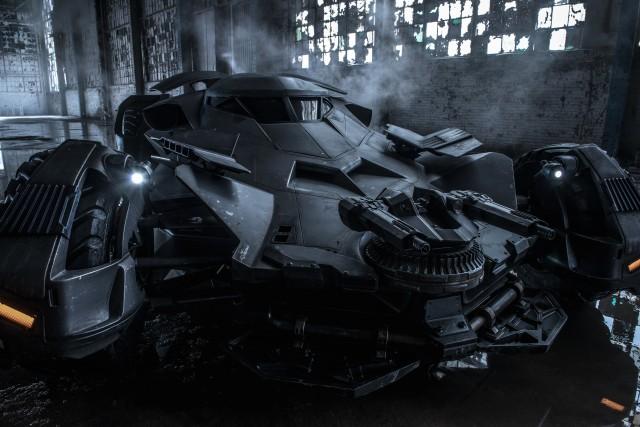 В Детройте был угнан Бэтмобиль
