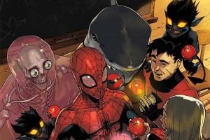 Человек-Паук отправит Росомаху в «отпуск»
