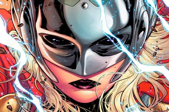 Превью скандального комикса Thor #1