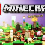 Фото новых наборов LEGO по «Minecraft»