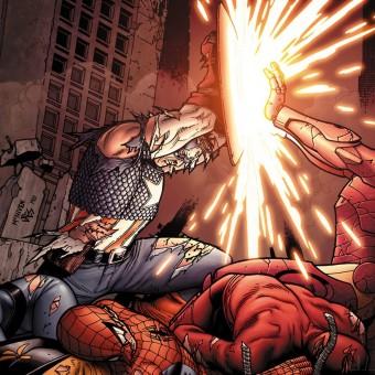 Роберт Дауни мл. в «Первом Мстителе 3: Гражданская война»