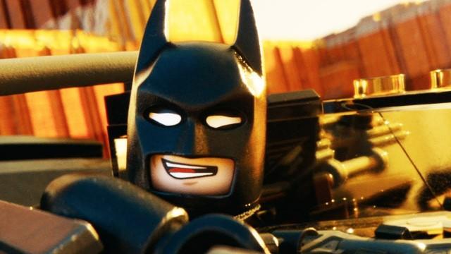 LEGO Бэтмен выйдет в 2017 году