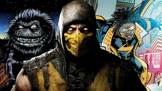WB готовит сериалы «Static Shock» и «Mortal Kombat»