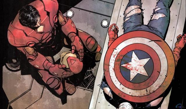 Новые подробности и слухи о «Гражданской войне» Marvel