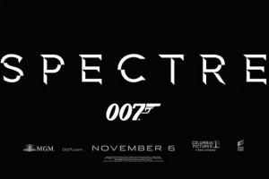 Название 24 фильма про Джеймса Бонда — «007: Спектр»