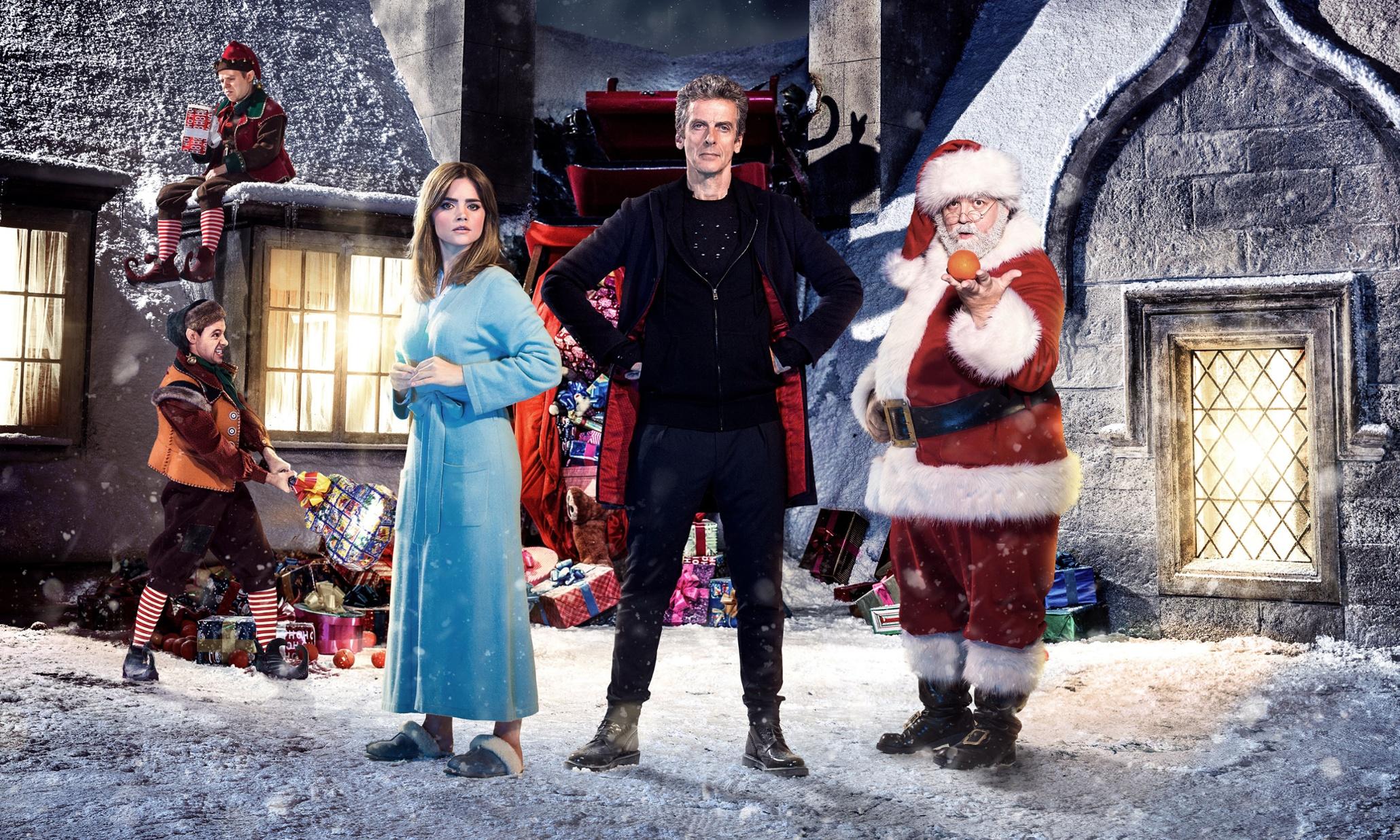 Мнение о рождественском спешеле «Доктора Кто»