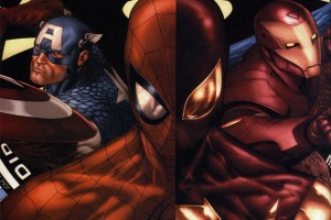 «Гражданская война» пока без Человека-Паука