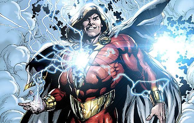 «Шазам» будет частью общей киновселенной DC
