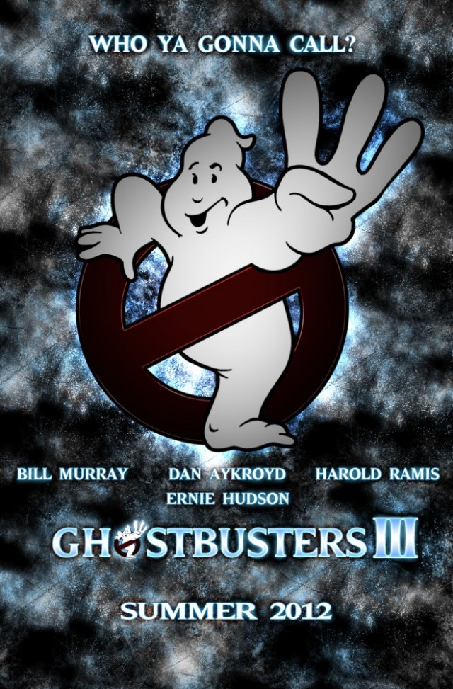 Постер фильма Охотники за привидениями 3