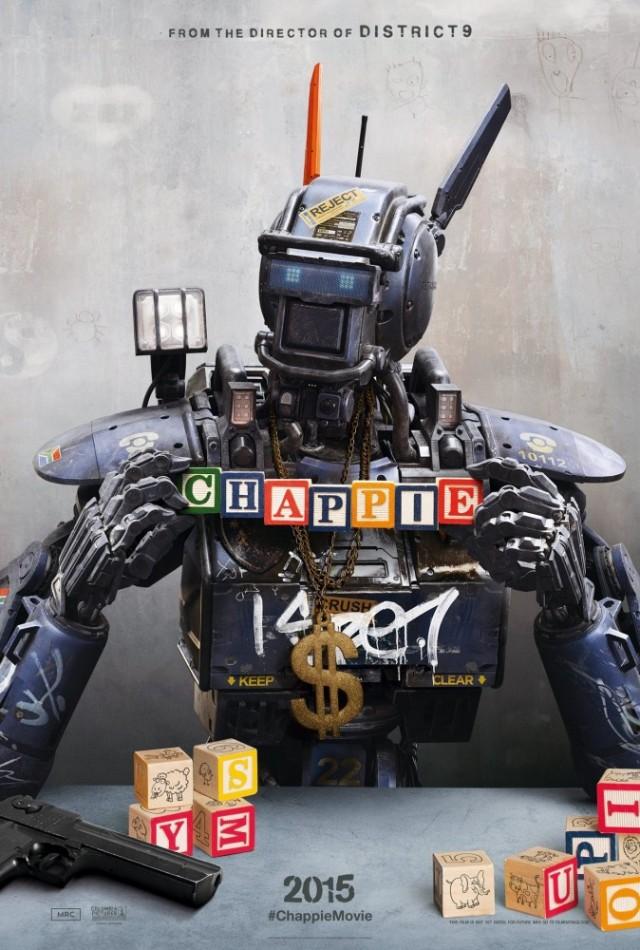 Постер фильма Робот по имени Чаппи