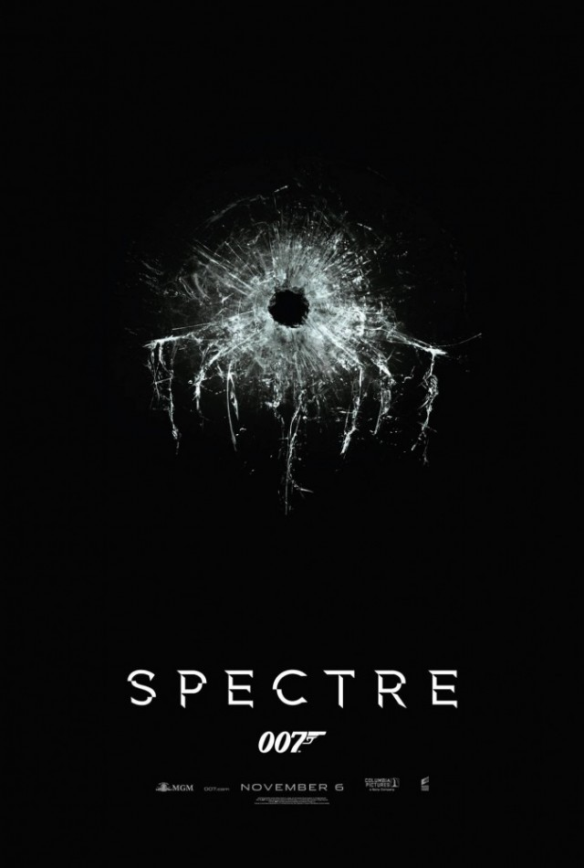 Постер фильма 007: СПЕКТР