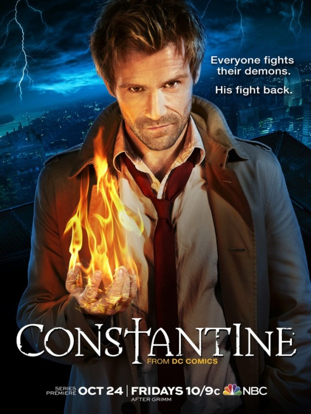 Постер фильма Константин