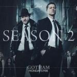 «Готэм» продлен на второй сезон.