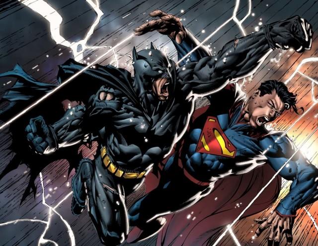 Первый трейлер «Бэтмена против Супермена» в феврале