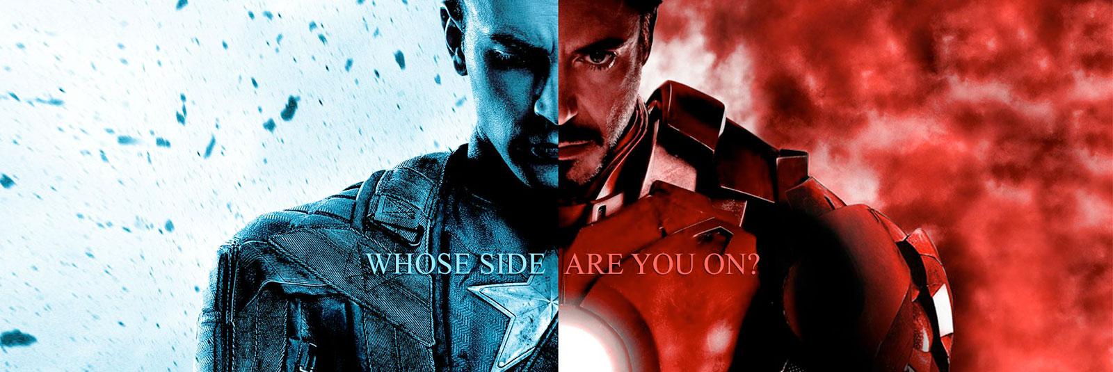 Первый мститель: Гражданская война
