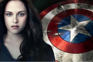 Кристен Стюарт хочет сыграть в «Первом Мстителе»