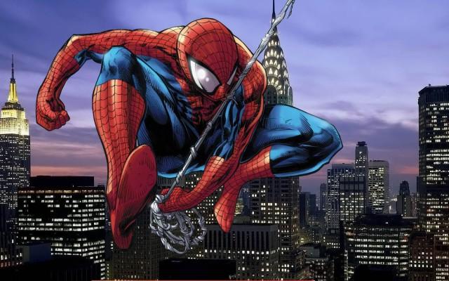 Человек-Паук официально в киновселенной Marvel