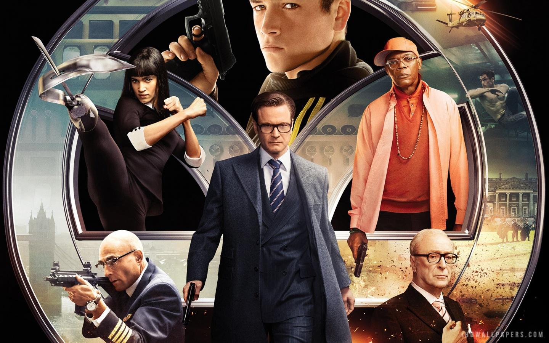 Фильм Kingsman: Секретная служба