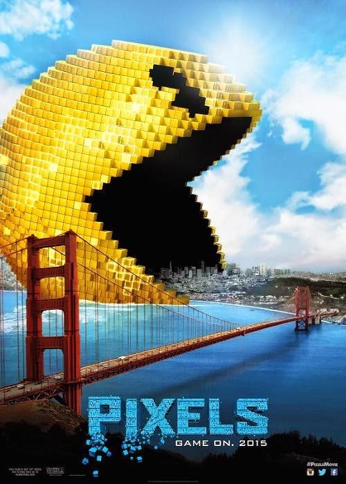 Постер фильма Пиксели