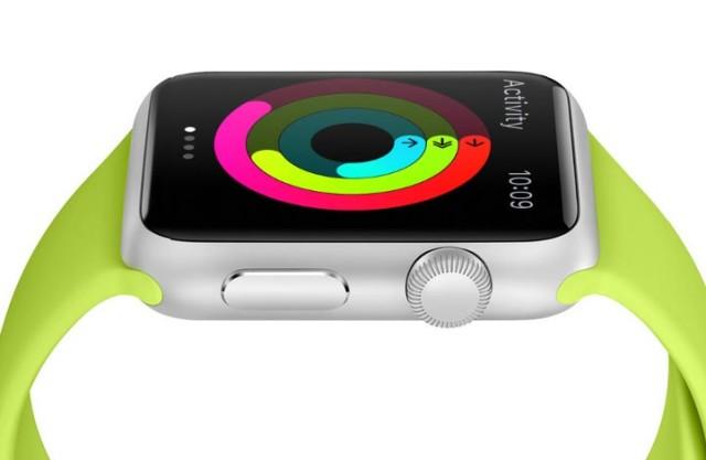 Часы Apple Watch спорт