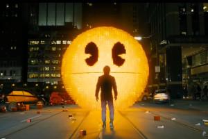 Дебютный трейлер фильма «Пиксели»