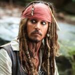 Джонни Депп получил травму на съемках «Пиратов Карибского моря 5»