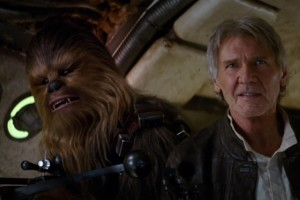 Второй тизер фильма «Звёздные Войны: Пробуждение Силы»