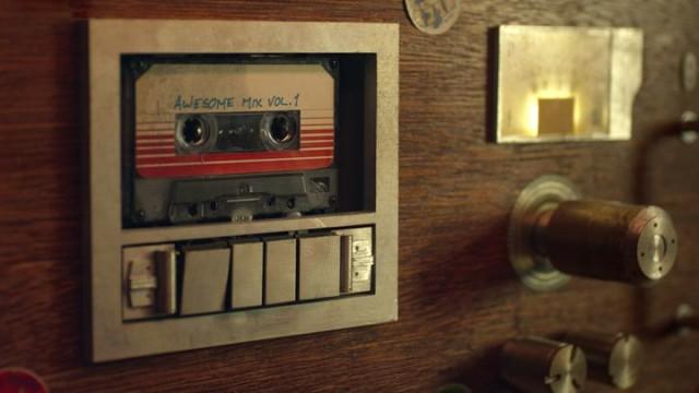 Саундтрек в «Стражах Галактики 2» будет лучше, чем в первой части