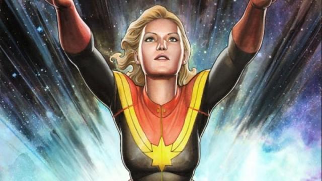 Marvel нашла сценаристов для «Капитана Марвел»