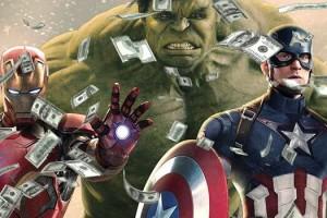 «Мстители: Эра Альтрона» штурмует мировой бокс-офис