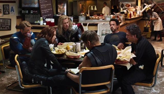 «Мстители: Эра Альтрона» без сцены после титров