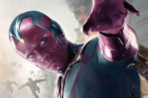 Постер Вижена из «Мстителей: Эра Альтрона»