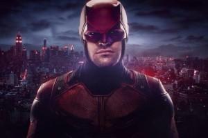 Анимированный постер красного костюма «Сорвиголовы»