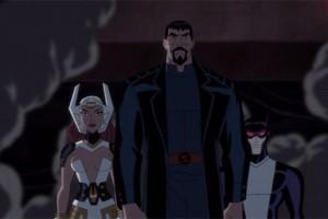 Трейлер анимационного фильма «Лига Справедливости: Боги и монстры»