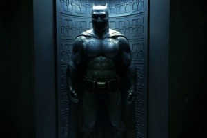 Костюм Бэтмена из «Бэтмен против Супермена» в полный рост