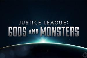 Дебютный трейлер мультфильма «Лига Справедливости : Боги и Монстры»