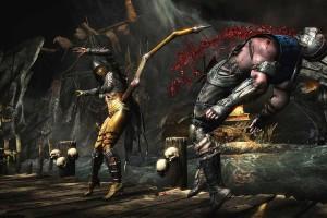 Появился новый трейлер к выходу Mortal Kombat X