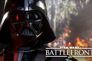 Дебютный трейлер игры «Star Wars: Battlefront»
