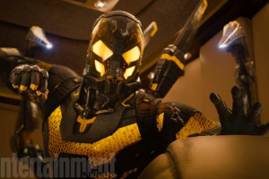 Первое официальное фото Желтого Жакета из фильма «Человек-Муравей»
