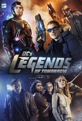 Постер фильма Легенды завтрашнего дня
