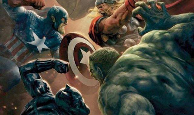 Первые кадры со съемок «Первый Мститель: Гражданская война»